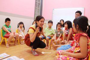 Tại sao nên cho trẻ học Tiếng Anh từ nhỏ?