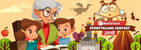 BeeSchool Storytelling 2018