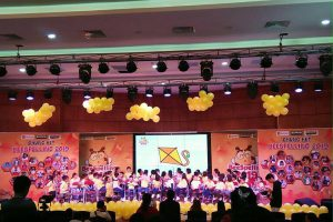 KẾT QUẢ CUỘC THI BEE SPELLING CONTEST 2019