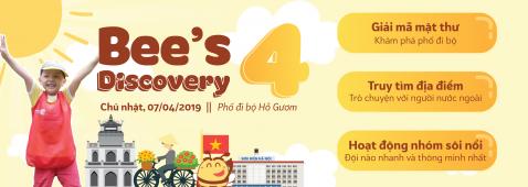"""[BEESCHOOL NGỌC LÂM] NGOẠI KHÓA """"BEE'S DISCOVERY 4"""" 2019"""